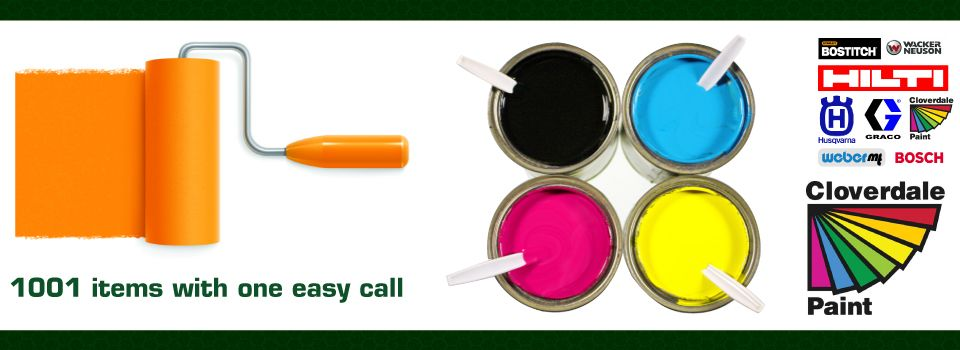 Cloverdale paints - Paint Dealer Kamloops